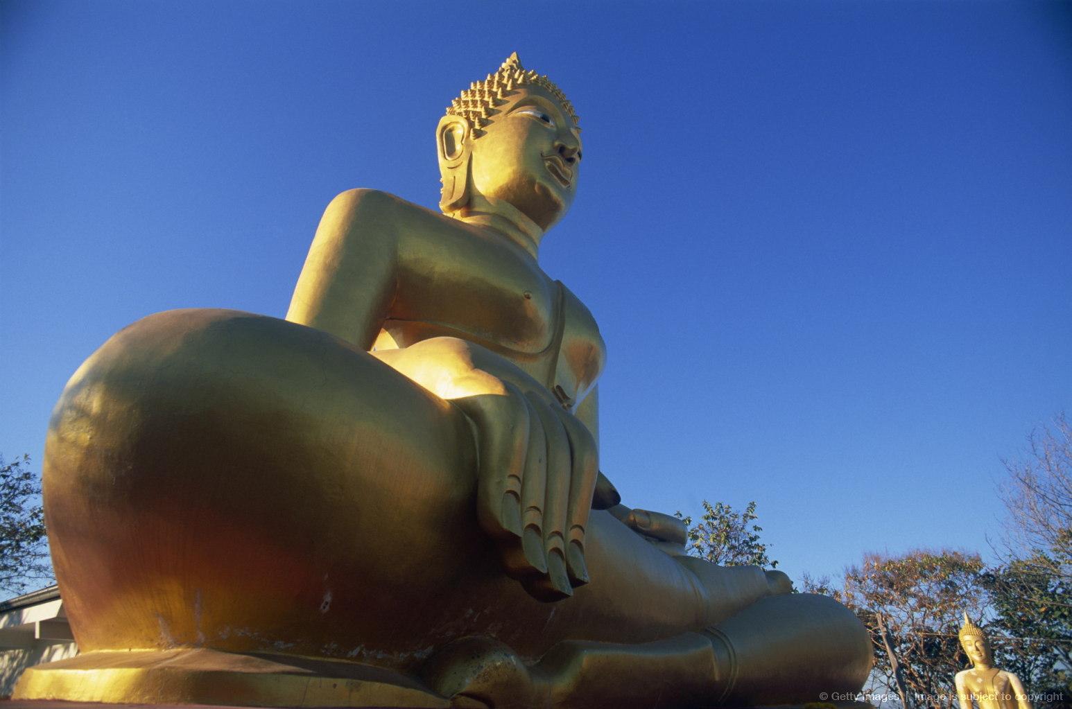 Big Buddha statue, Pattaya, Thailand, Southeast Asia, Asia