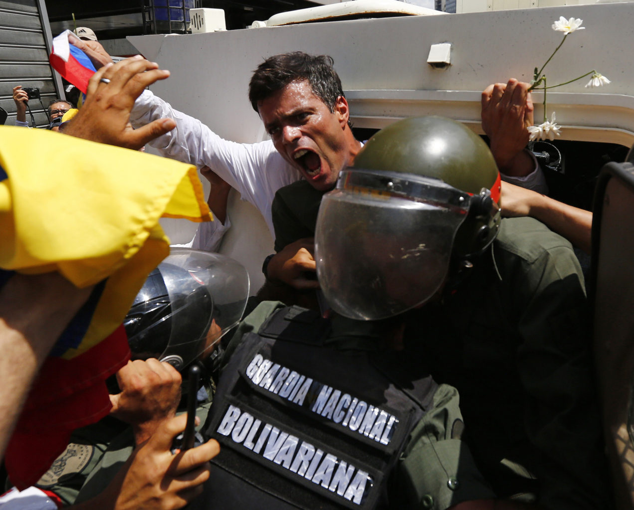 """Revolucion"" au Venezuela ? 6a37f2a0-98de-11e3-bcfd-8d0f6ac8a4e4"