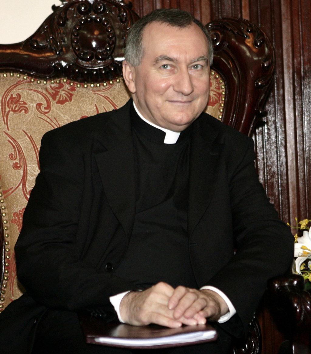 Monsignor Pietro Parolin