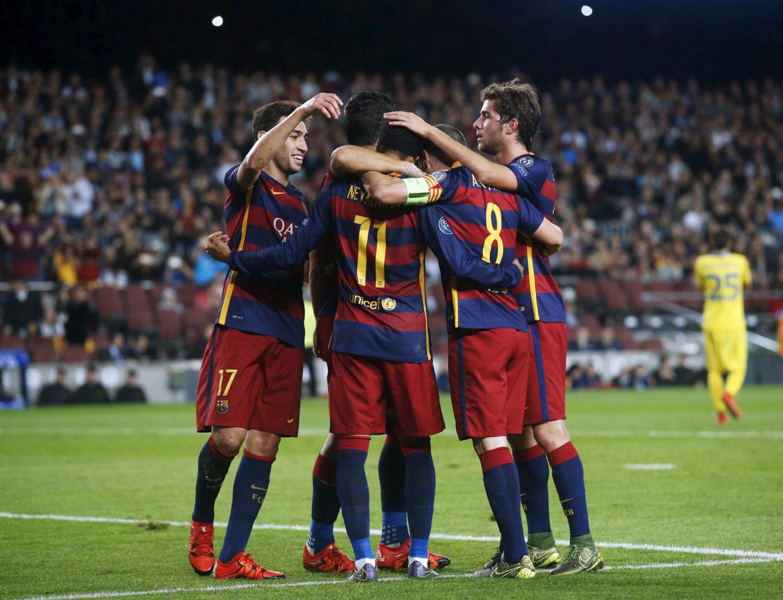 ویدئو ؛ خلاصه بازی بارسلونا 3 - 0 باته بوریسف