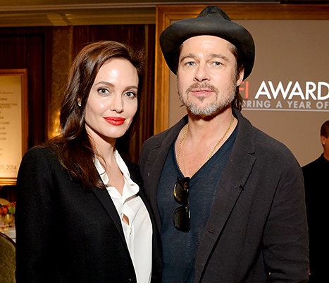Brad Pitt May Star in Angelina Jolie's Upcoming Film Africa: Report