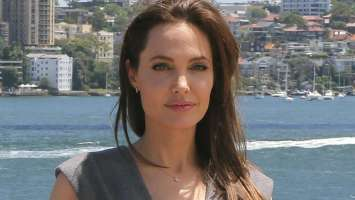Angelina Jolie said she prefers directing to starring in films